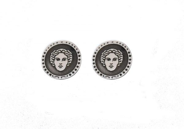 orecchini argento dela maga circe